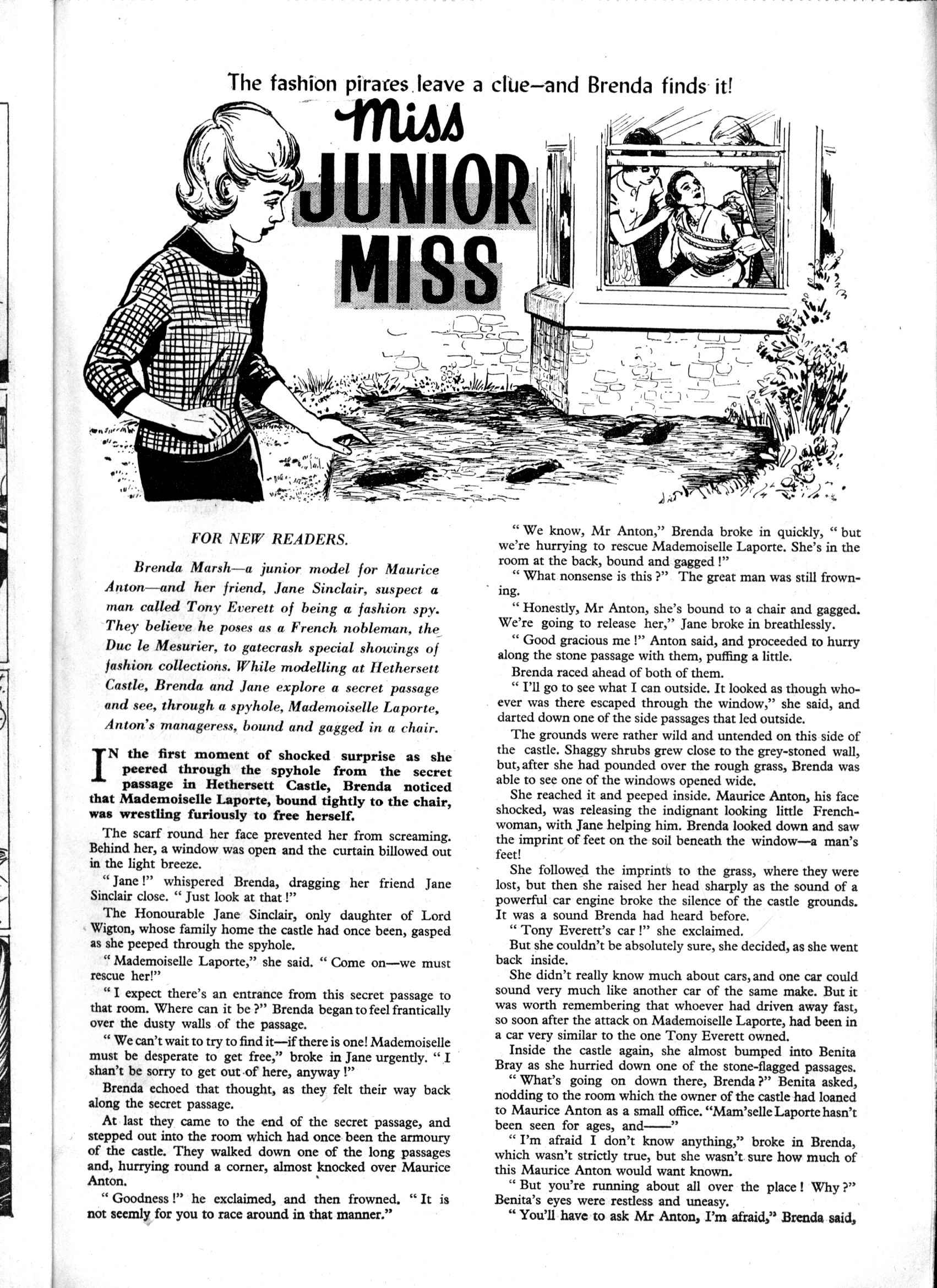 Read online Judy comic -  Issue #197 - 19