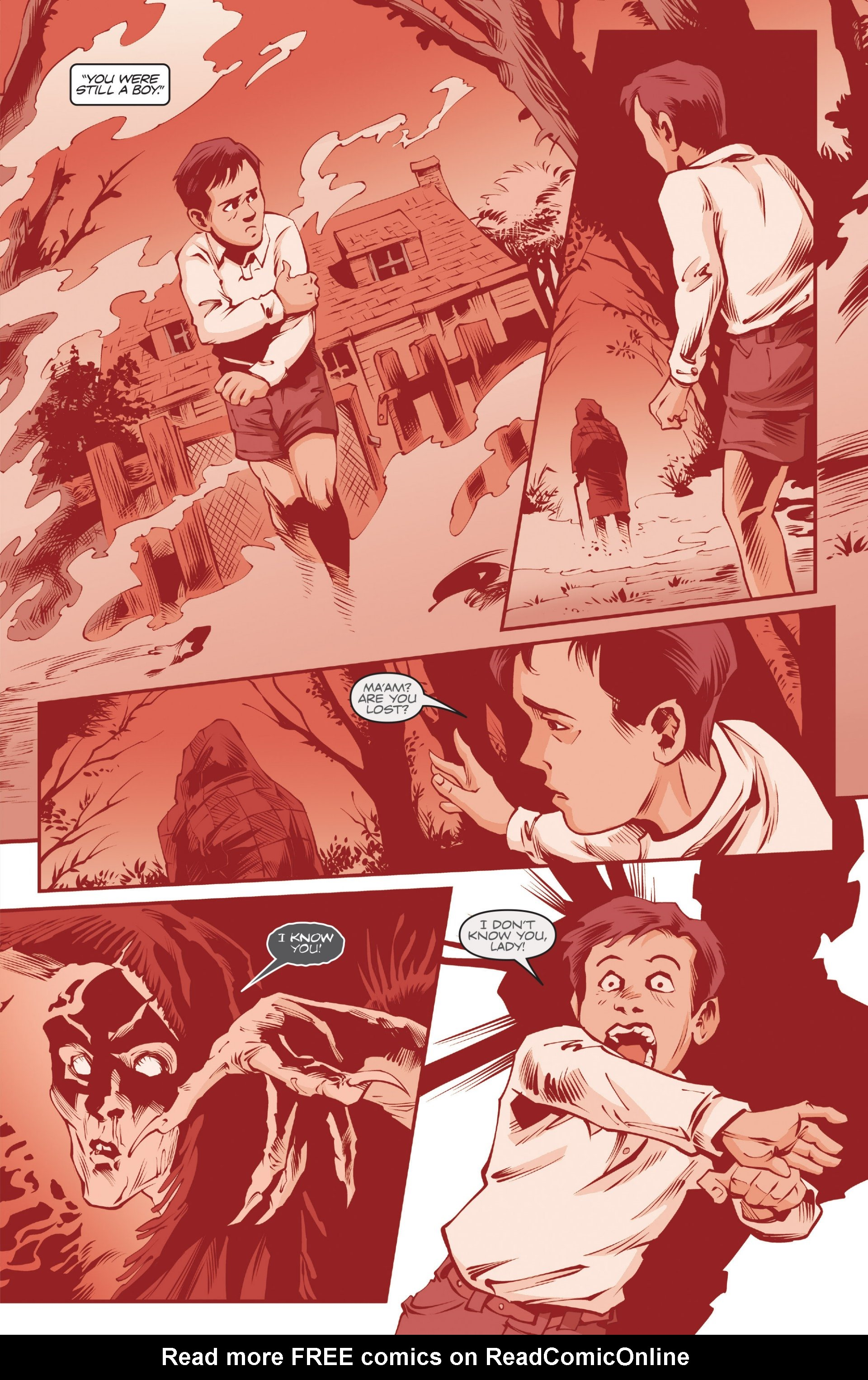 Read online Ash and the Army of Darkness comic -  Issue #7 - 7