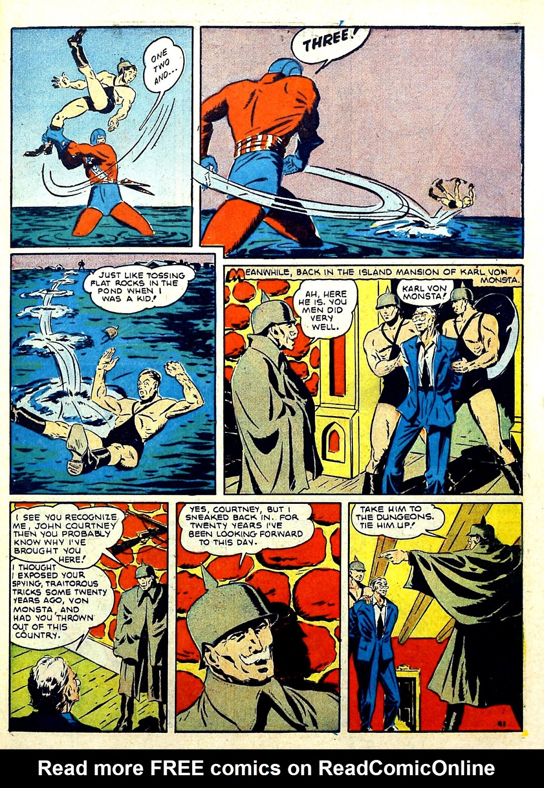 Our Flag Comics issue 4 - Page 43