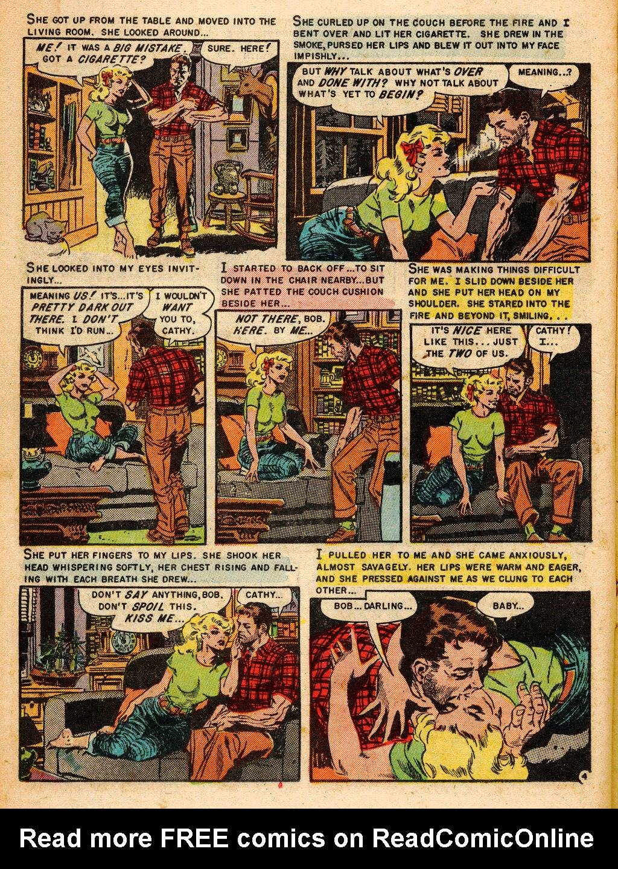 Read online Shock SuspenStories comic -  Issue #9 - 14