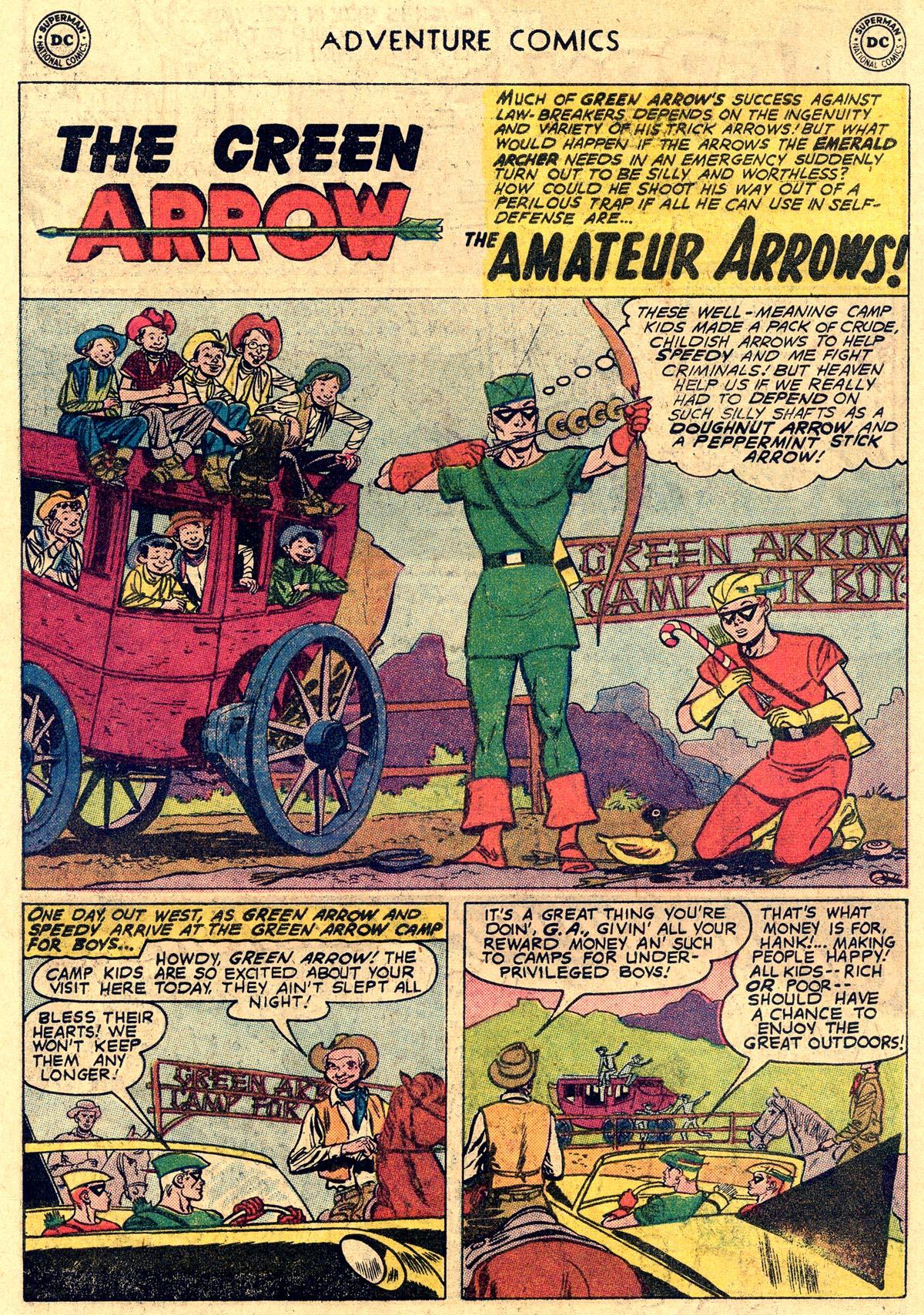 Read online Adventure Comics (1938) comic -  Issue #265 - 26