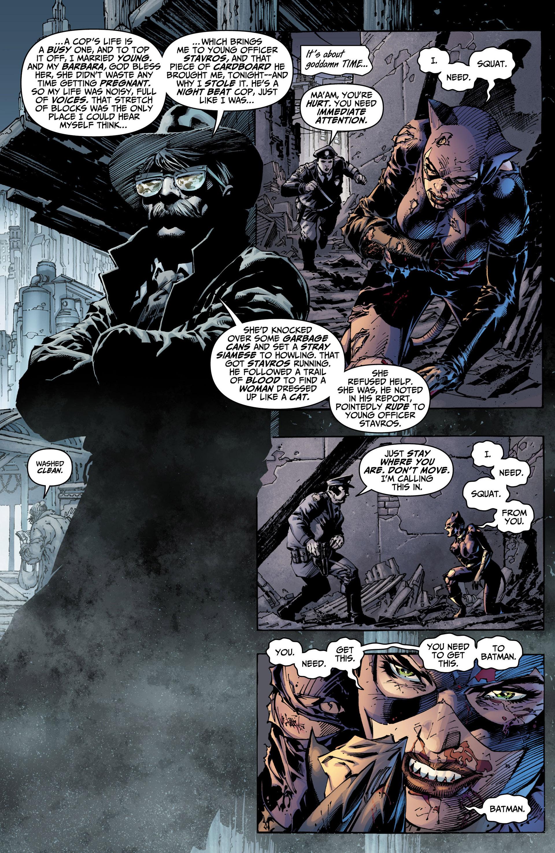 Read online All Star Batman & Robin, The Boy Wonder comic -  Issue #10 - 5