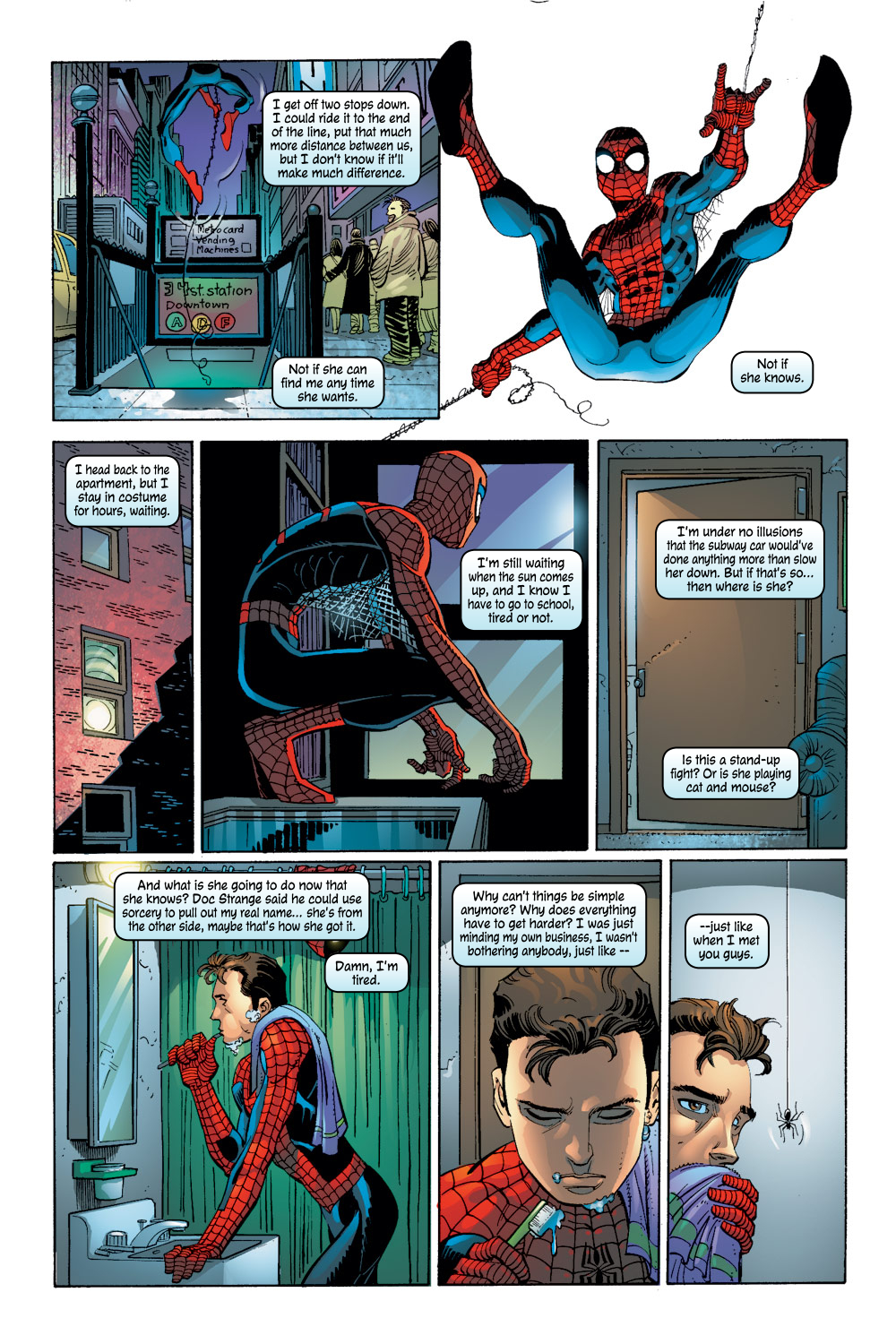 The Amazing Spider-Man (1999) 46 Page 20