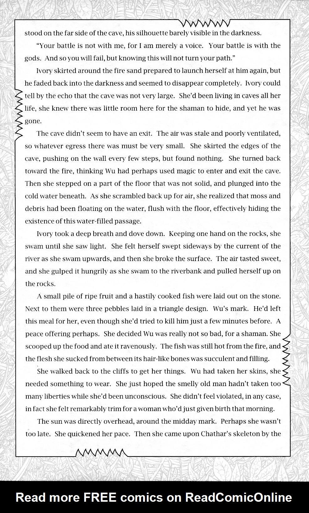 Read online Jungle Fantasy (2002) comic -  Issue #2 - 22