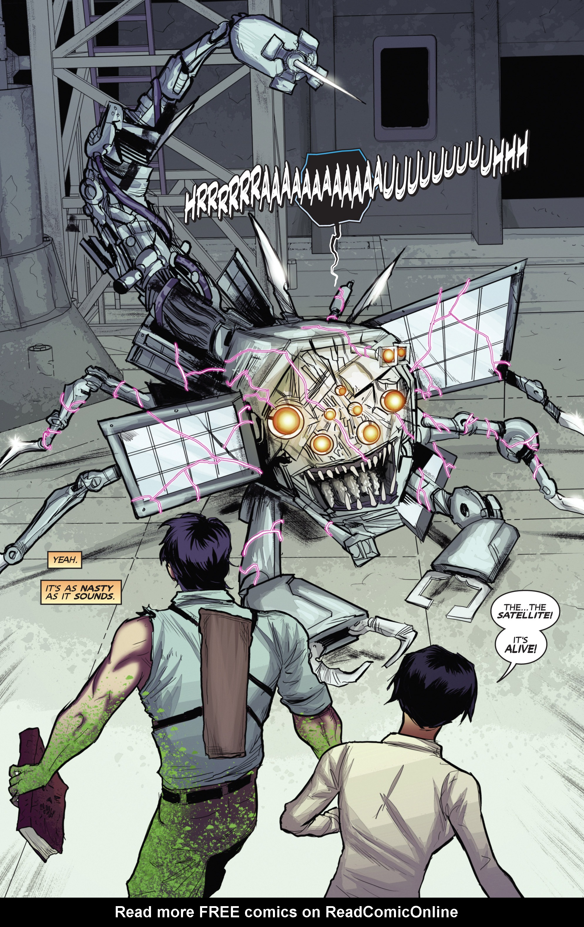 Read online Army of Darkness (2014) comic -  Issue #4 - 23