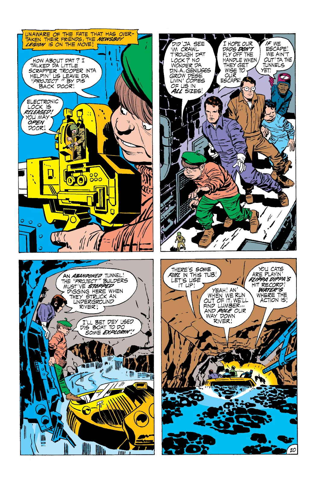 Read online Superman's Pal, Jimmy Olsen by Jack Kirby comic -  Issue # TPB (Part 2) - 64