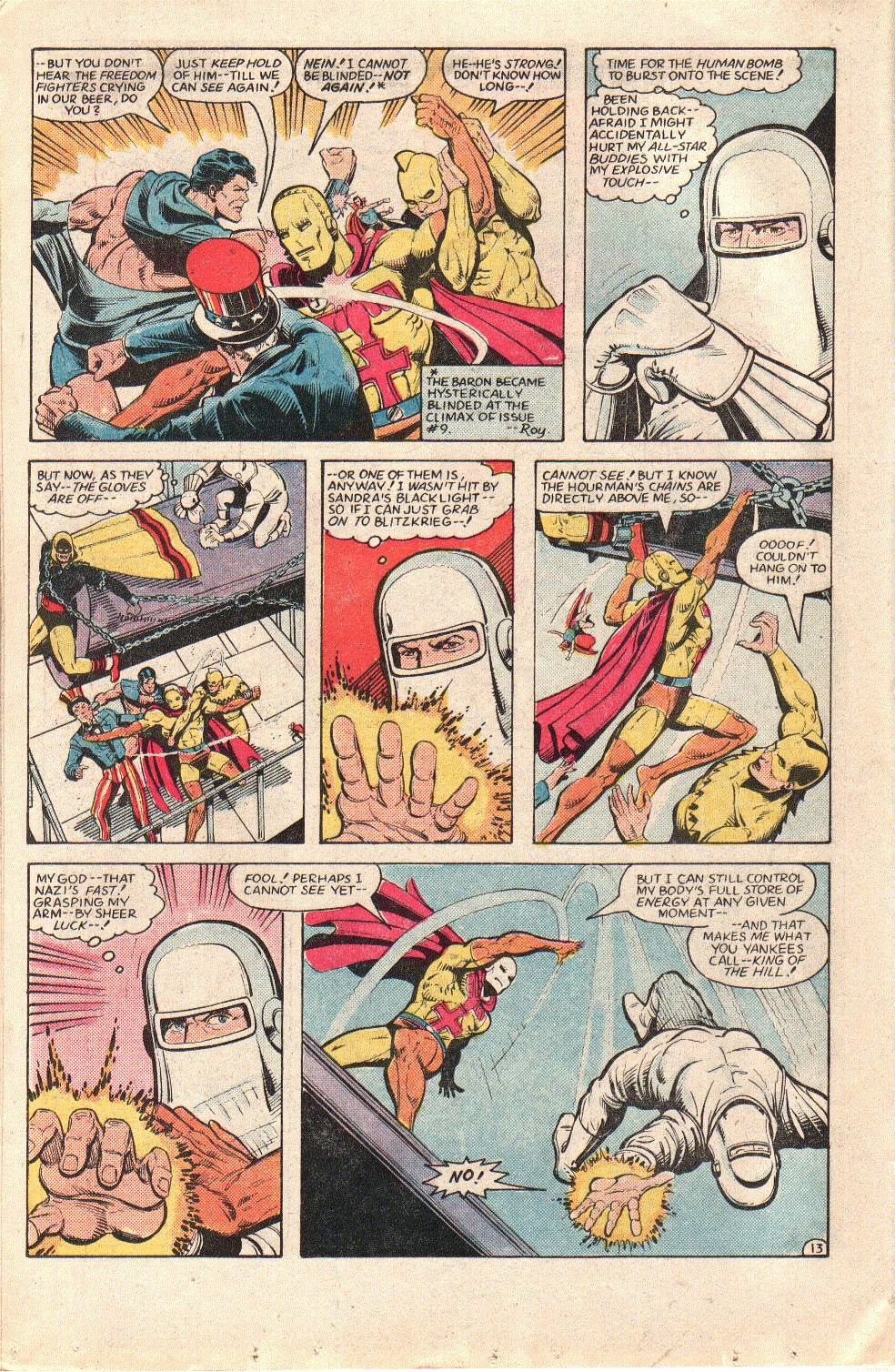 Read online All-Star Squadron comic -  Issue #34 - 18