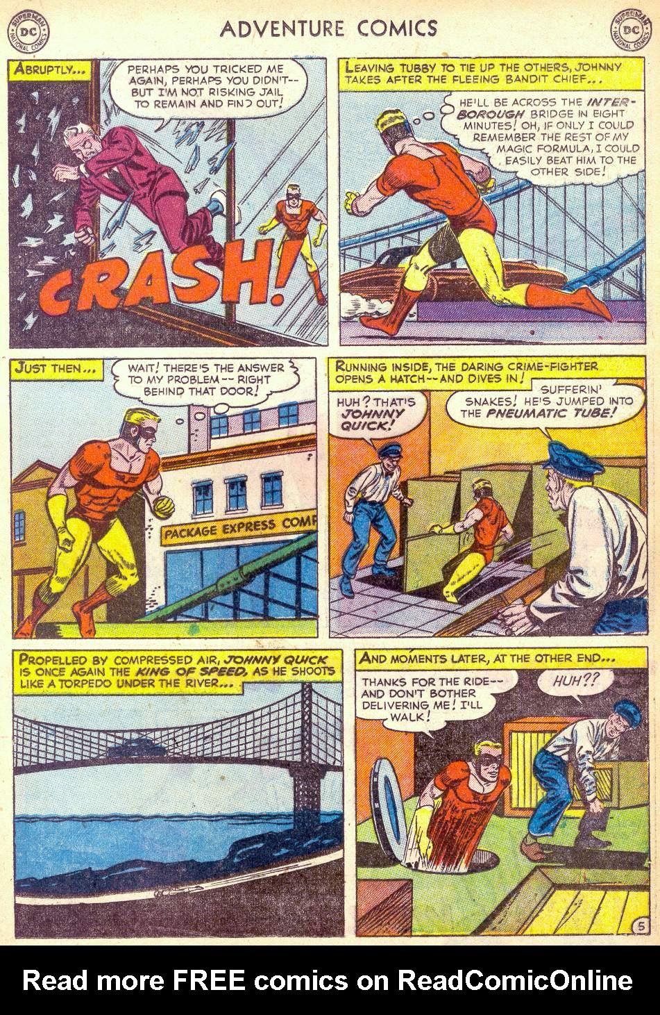 Read online Adventure Comics (1938) comic -  Issue #172 - 29