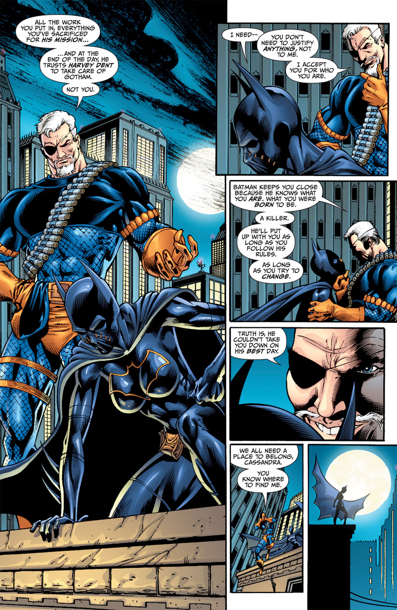 Read online World War III comic -  Issue #2 - 12