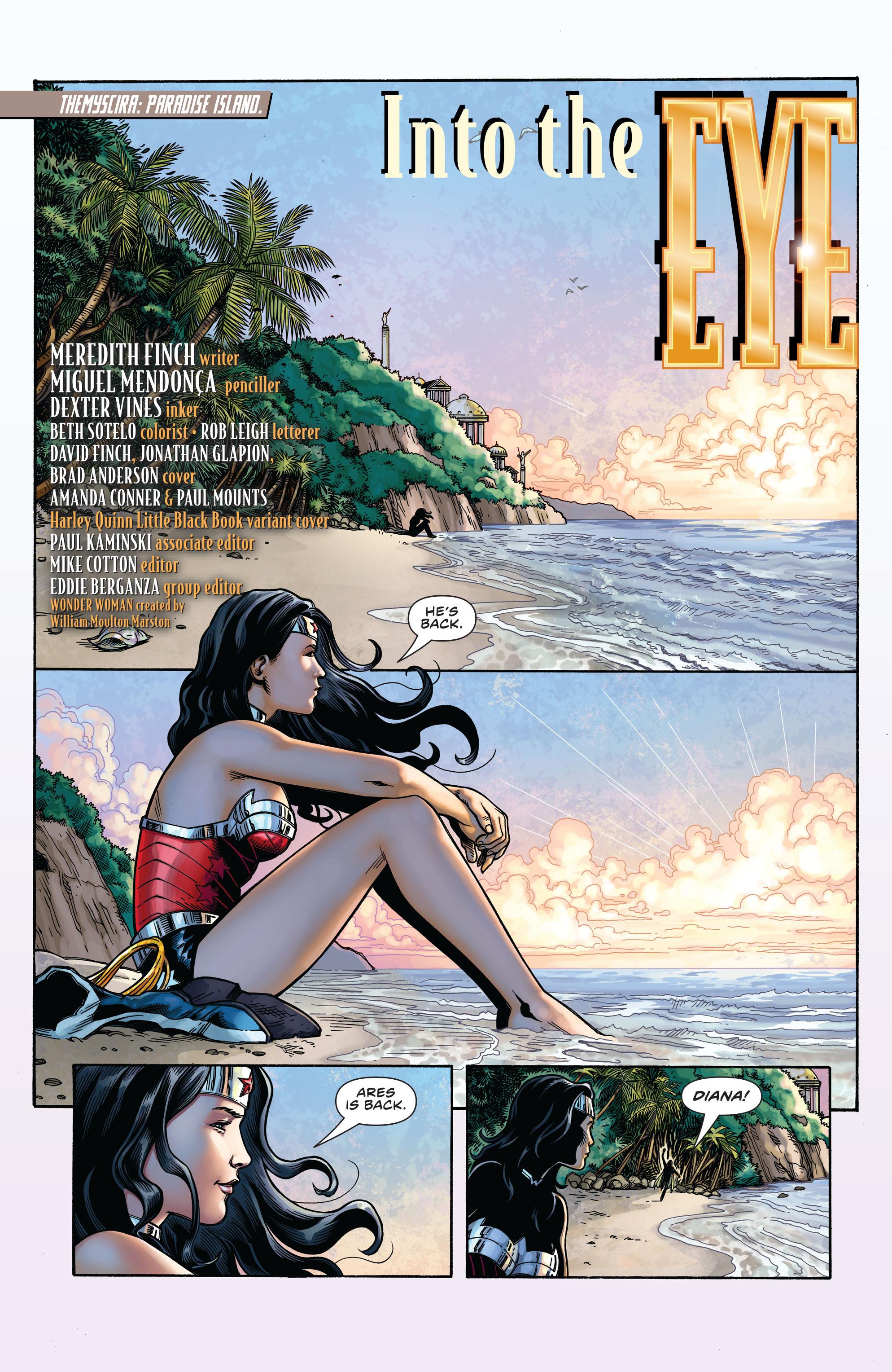 Read online Wonder Woman (2011) comic -  Issue #47 - 6