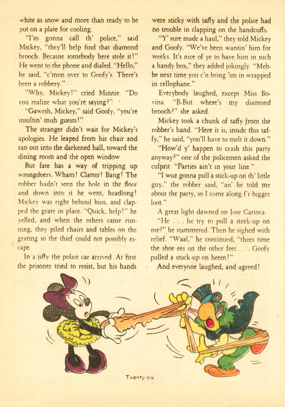 Walt Disney's Comics and Stories issue 38 - Page 28
