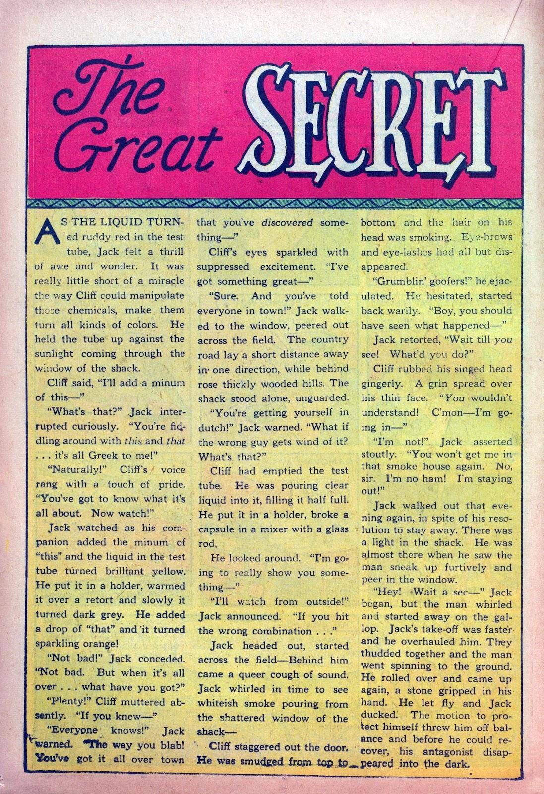 Read online Joker Comics comic -  Issue #9 - 32