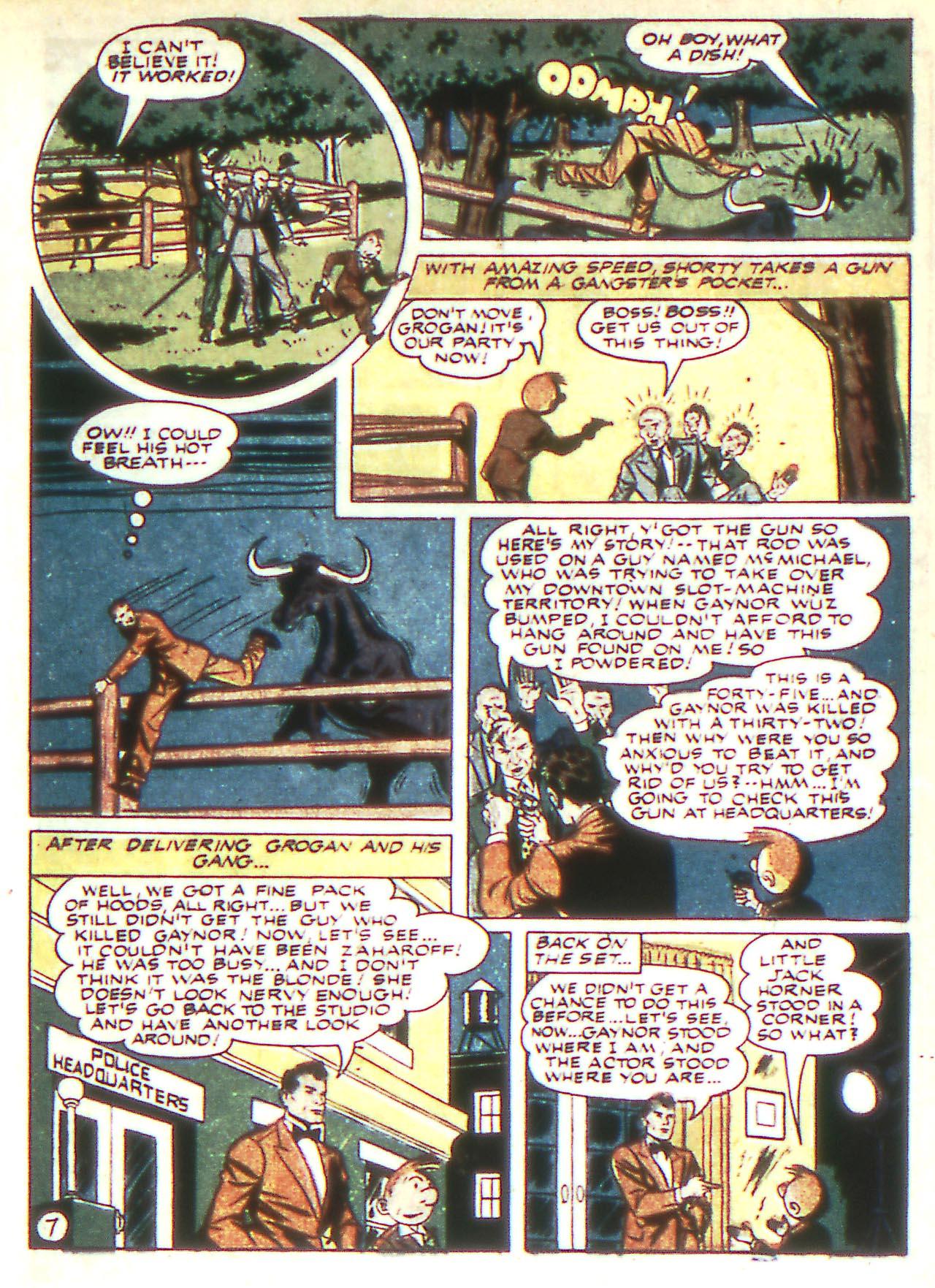 Read online Detective Comics (1937) comic -  Issue #81 - 23