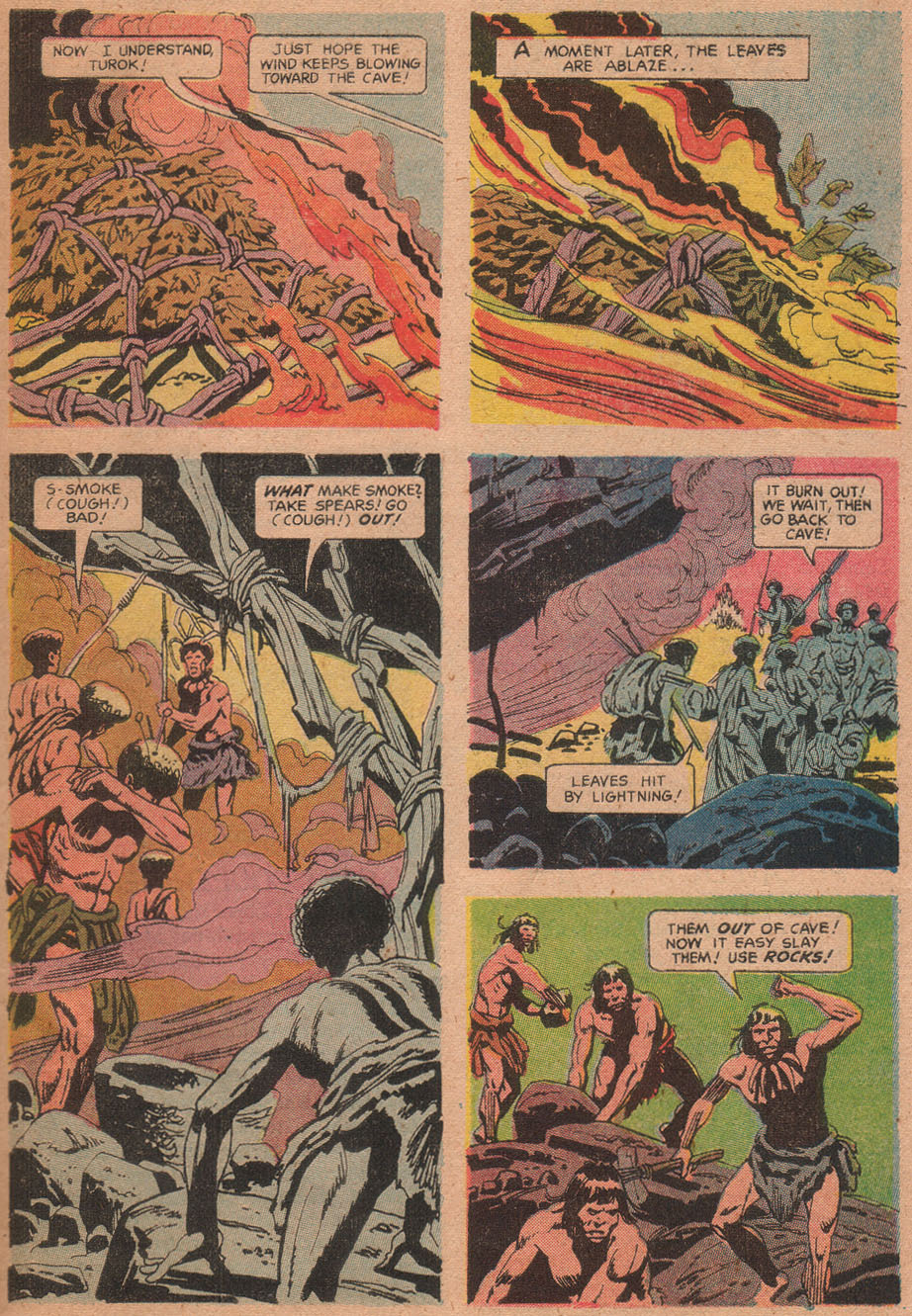Read online Turok, Son of Stone comic -  Issue #73 - 29