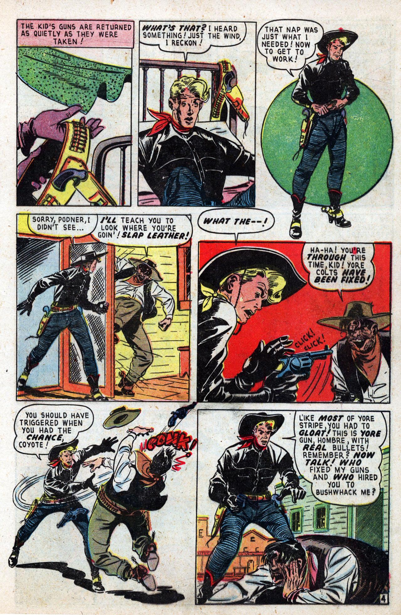Read online Two-Gun Kid comic -  Issue #3 - 11