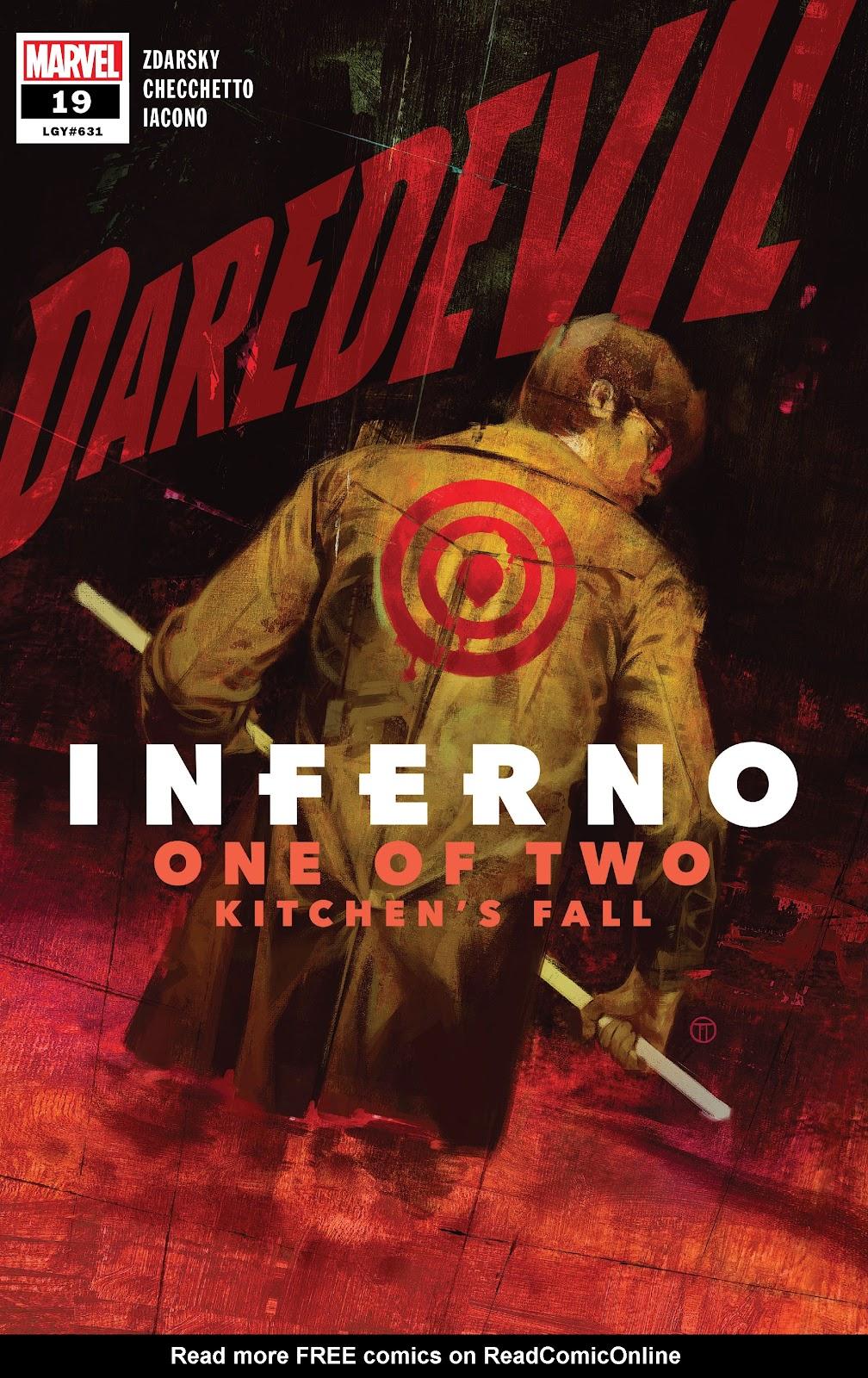 Daredevil (2019) 19 Page 1