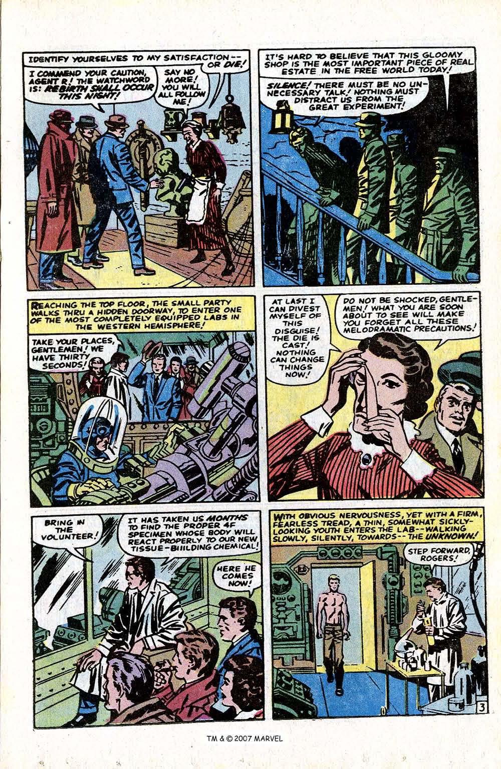 Read online Captain America (1968) comic -  Issue # _Annual 1 - 5