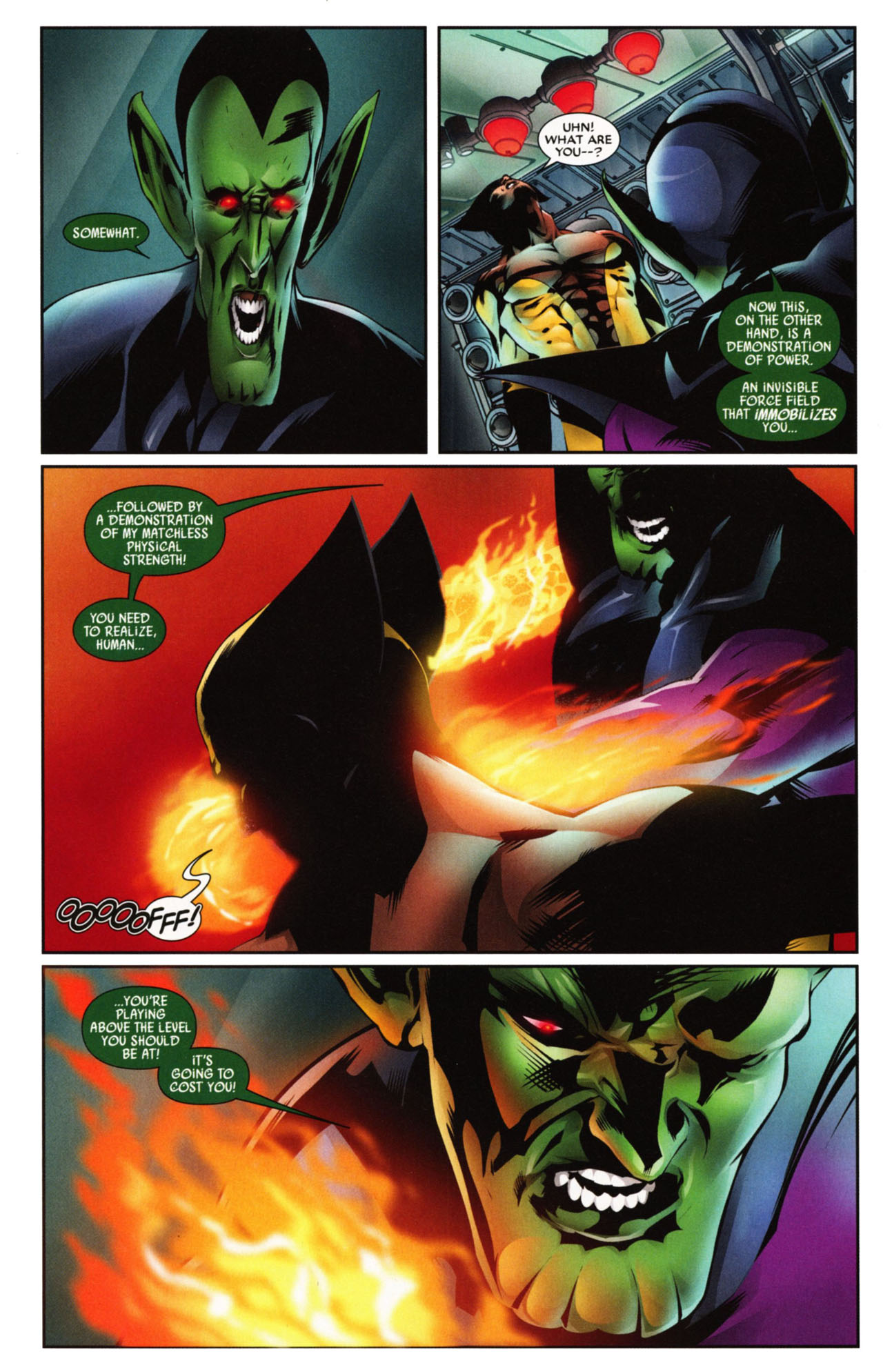 Read online Wolverine: First Class comic -  Issue #20 - 9