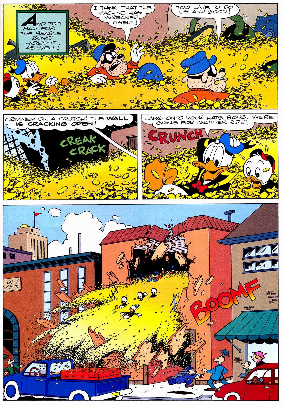 Read online Uncle Scrooge (1953) comic -  Issue #320 - 17