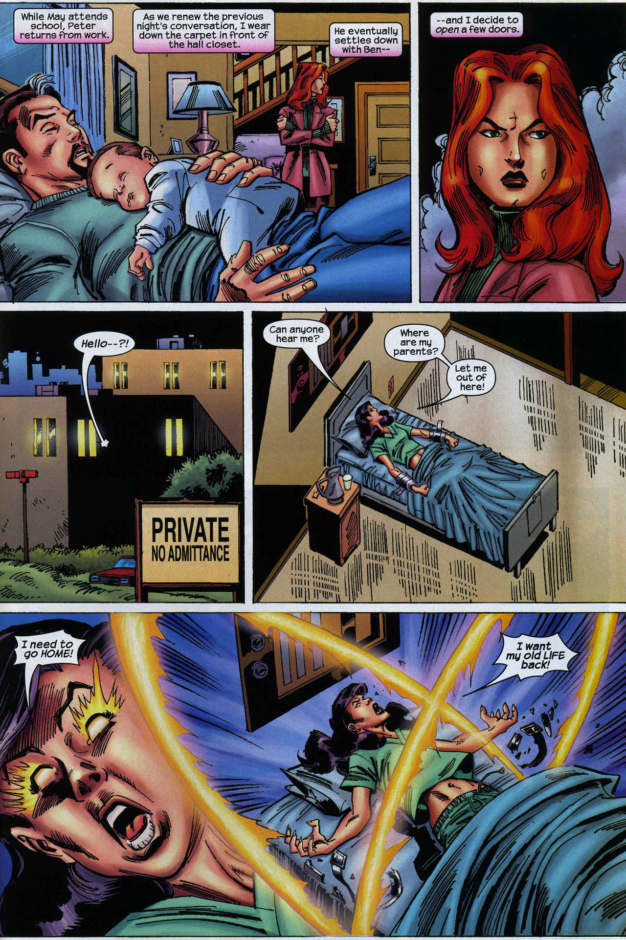 Amazing Spider-Girl 8 Page 14