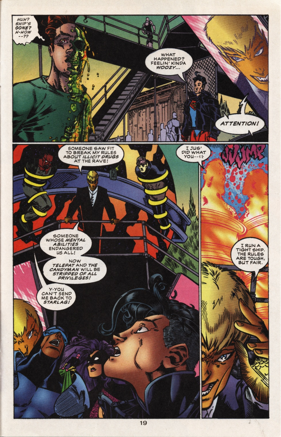 Superboy & The Ravers issue 15 - Page 20