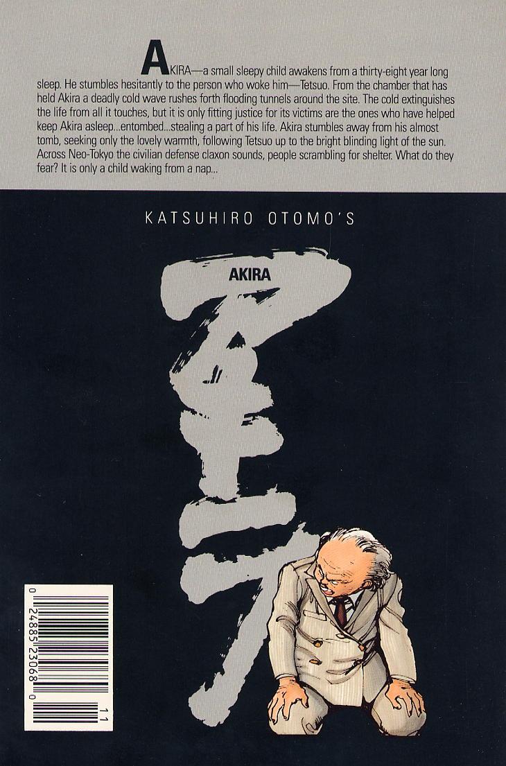 Read online Akira comic -  Issue #11 - 66