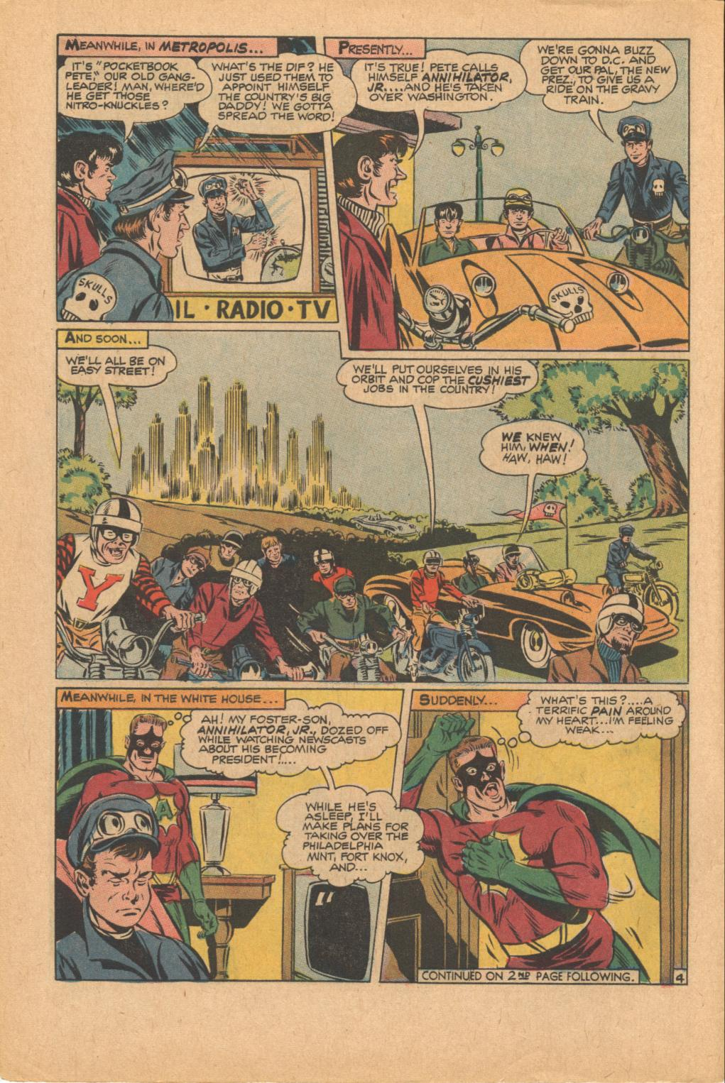 Action Comics (1938) 357 Page 5