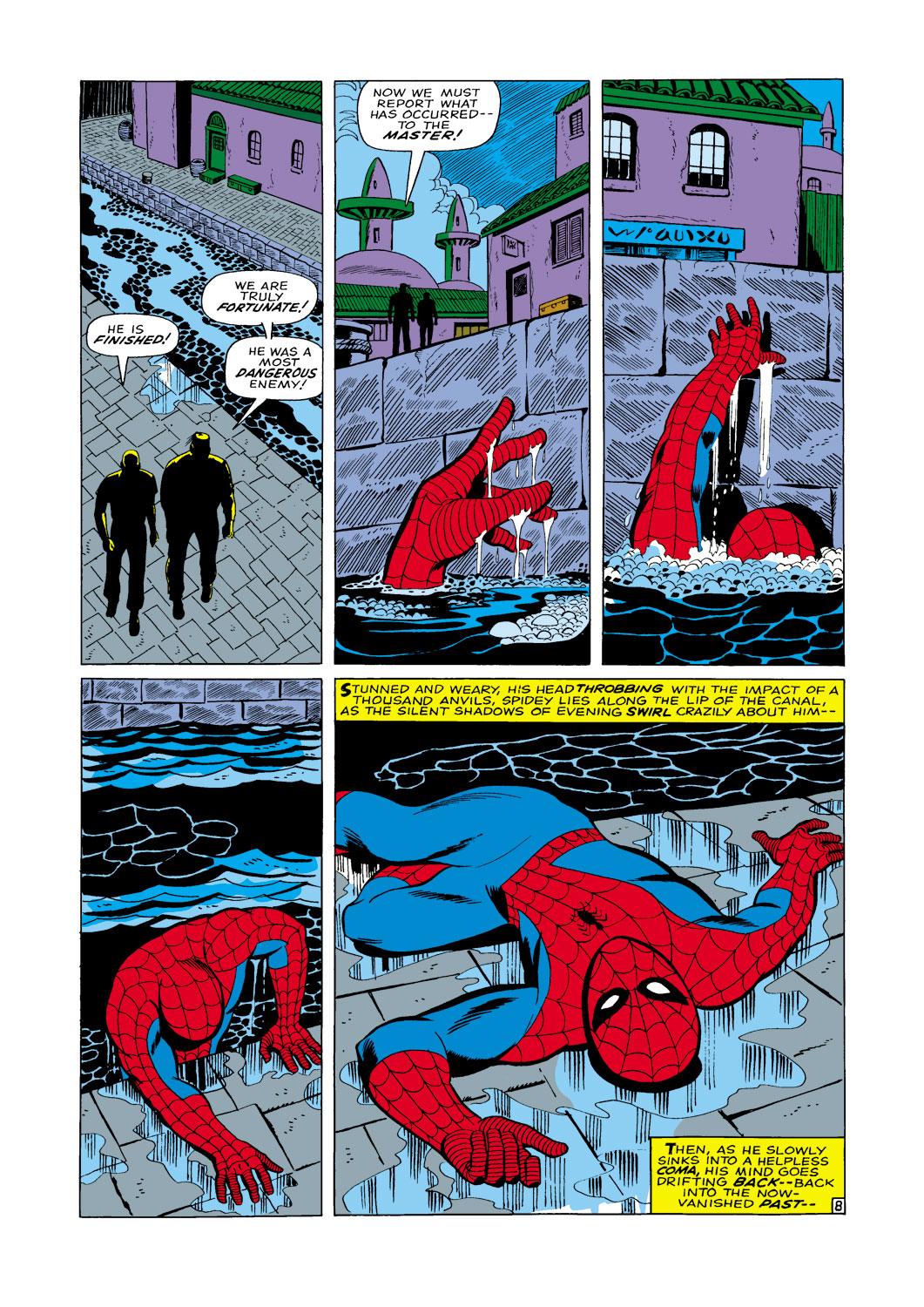 The Amazing Spider-Man (1963) _Annual_5 Page 8
