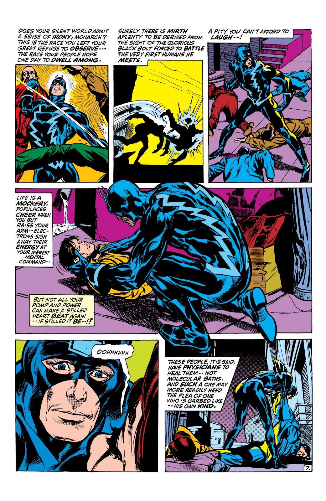 Read online Marvel Masterworks: The Inhumans comic -  Issue # TPB 1 (Part 2) - 20