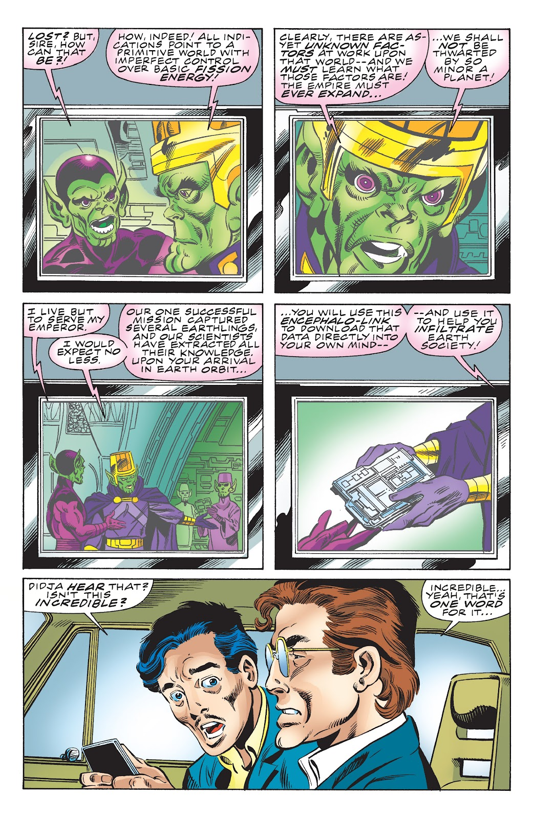 Read online Secret Invasion: Rise of the Skrulls comic -  Issue # TPB (Part 3) - 16