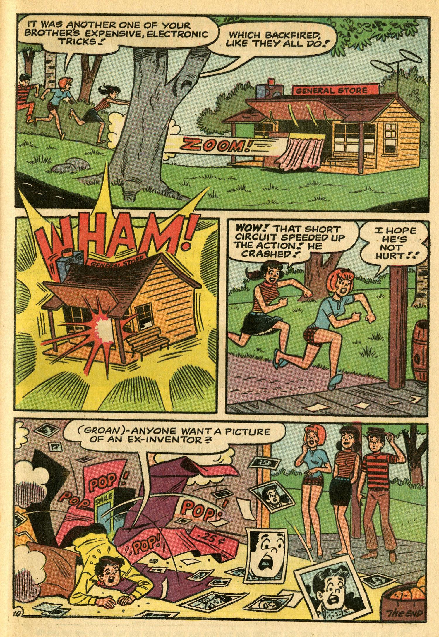 Read online She's Josie comic -  Issue #24 - 33