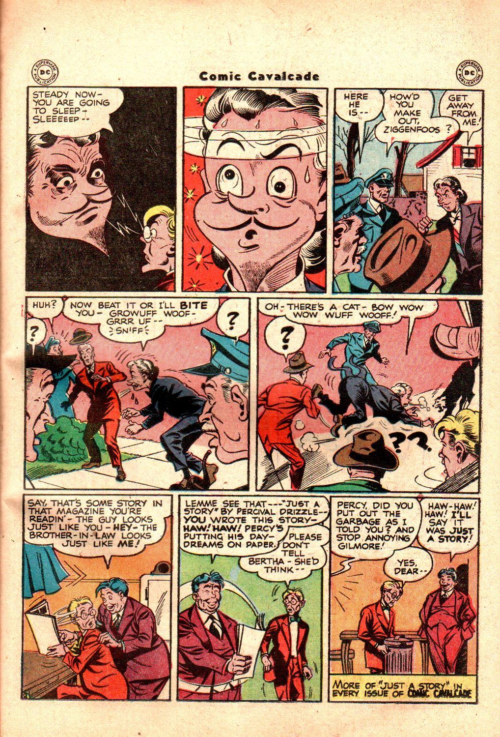 Comic Cavalcade issue 21 - Page 27