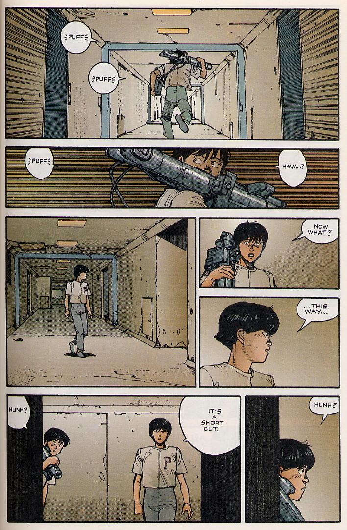 Read online Akira comic -  Issue #8 - 39