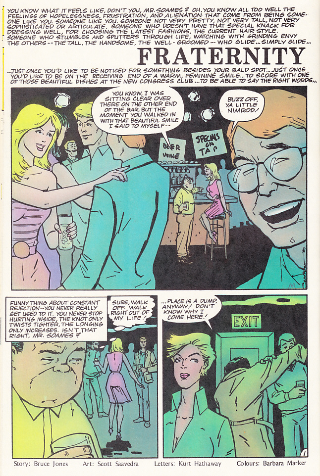 Read online Twisted Tales (1987) comic -  Issue # Full - 33