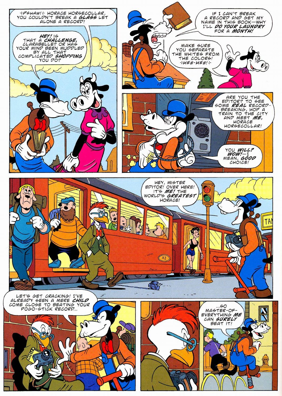 Walt Disney's Comics and Stories issue 641 - Page 46