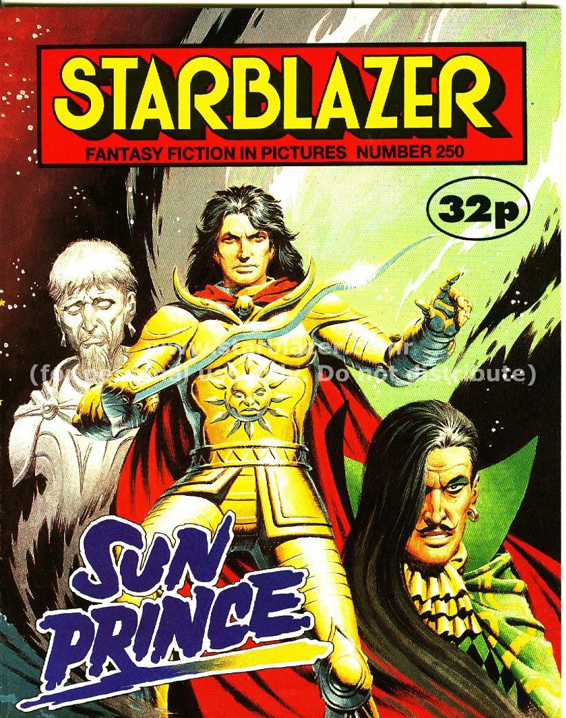 Starblazer issue 250 - Page 1