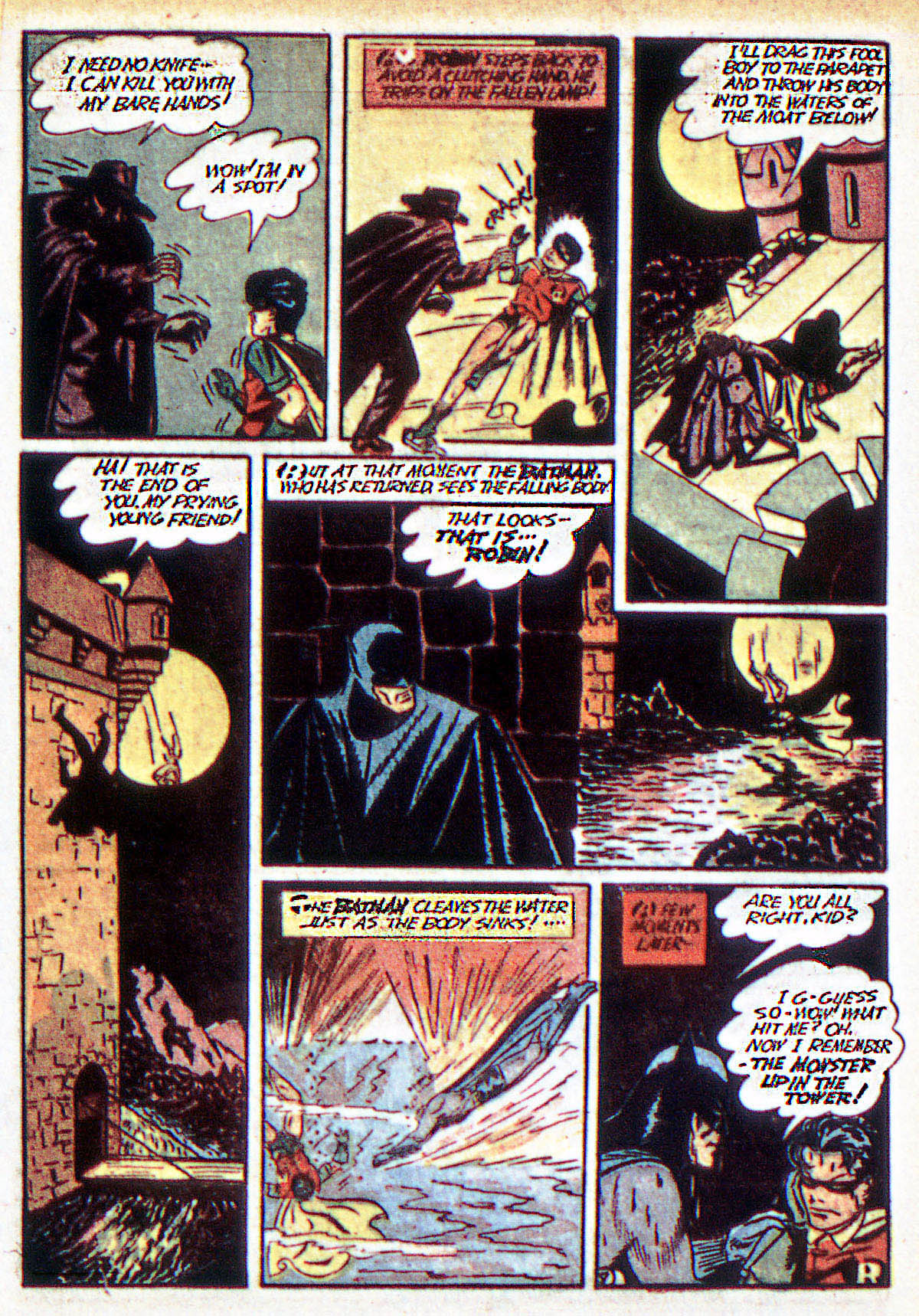 Detective Comics (1937) 40 Page 10