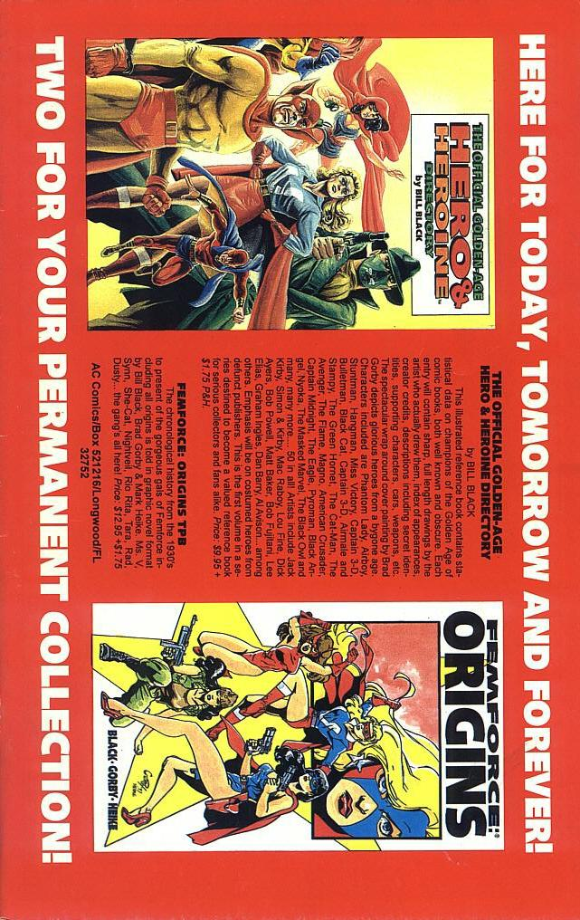 Read online Golden-Age Men of Mystery comic -  Issue #8 - 52