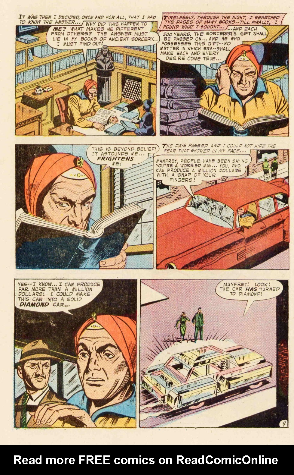 House of Secrets (1956) issue 95 - Page 32