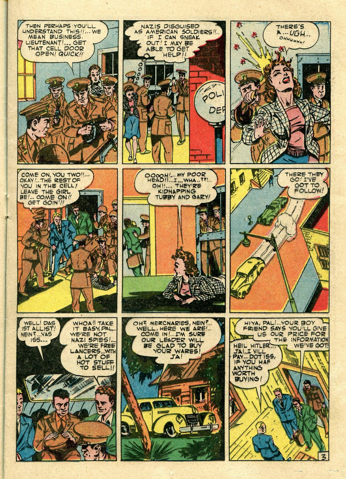 Green Hornet Comics issue 11 - Page 14