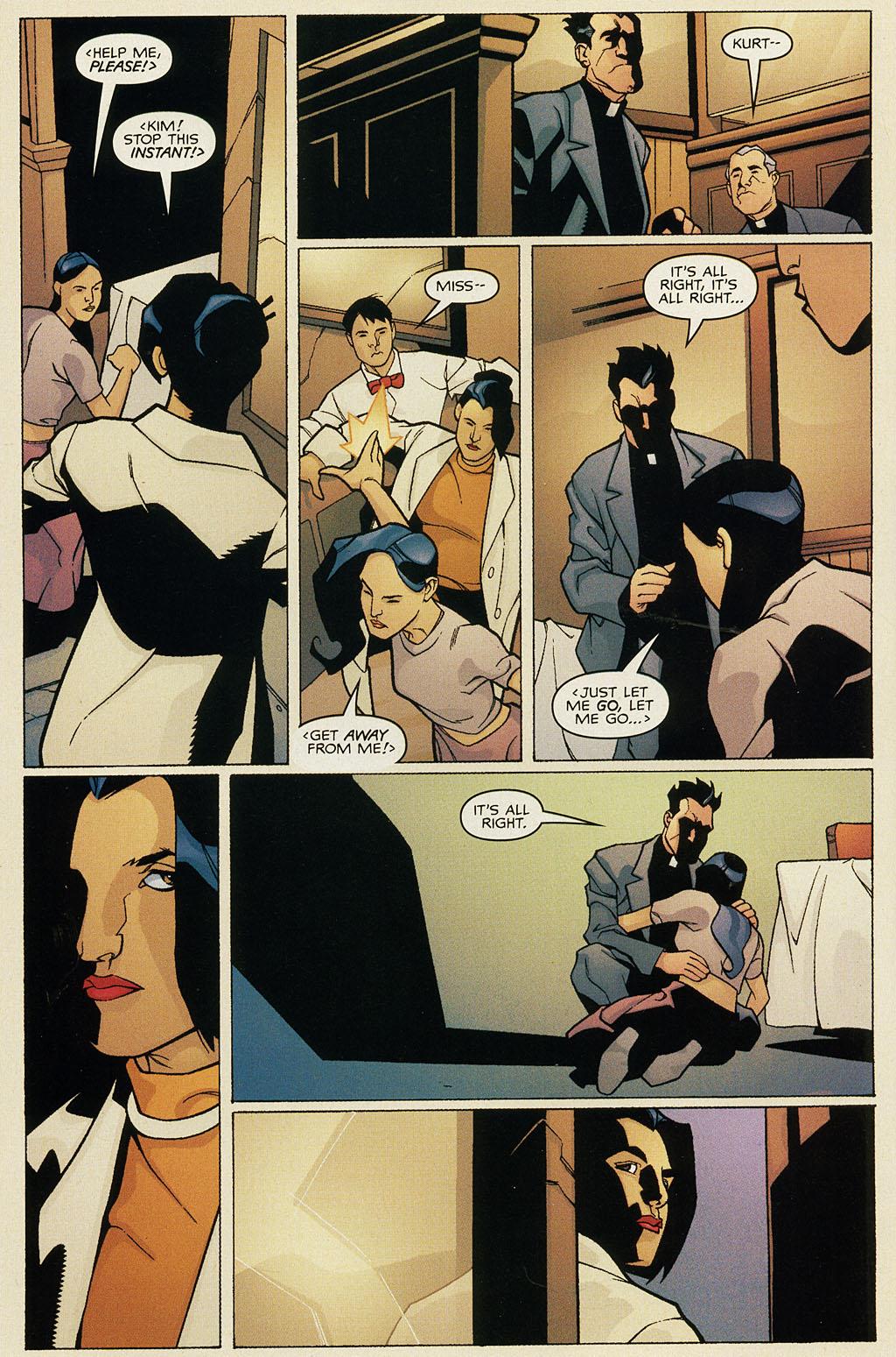 Read online Nightcrawler (2002) comic -  Issue #1 - 5