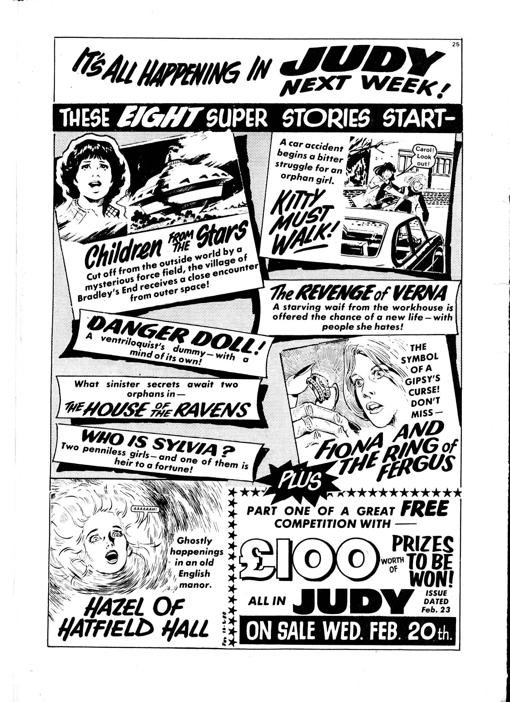 Read online Judy comic -  Issue #1049 - 25