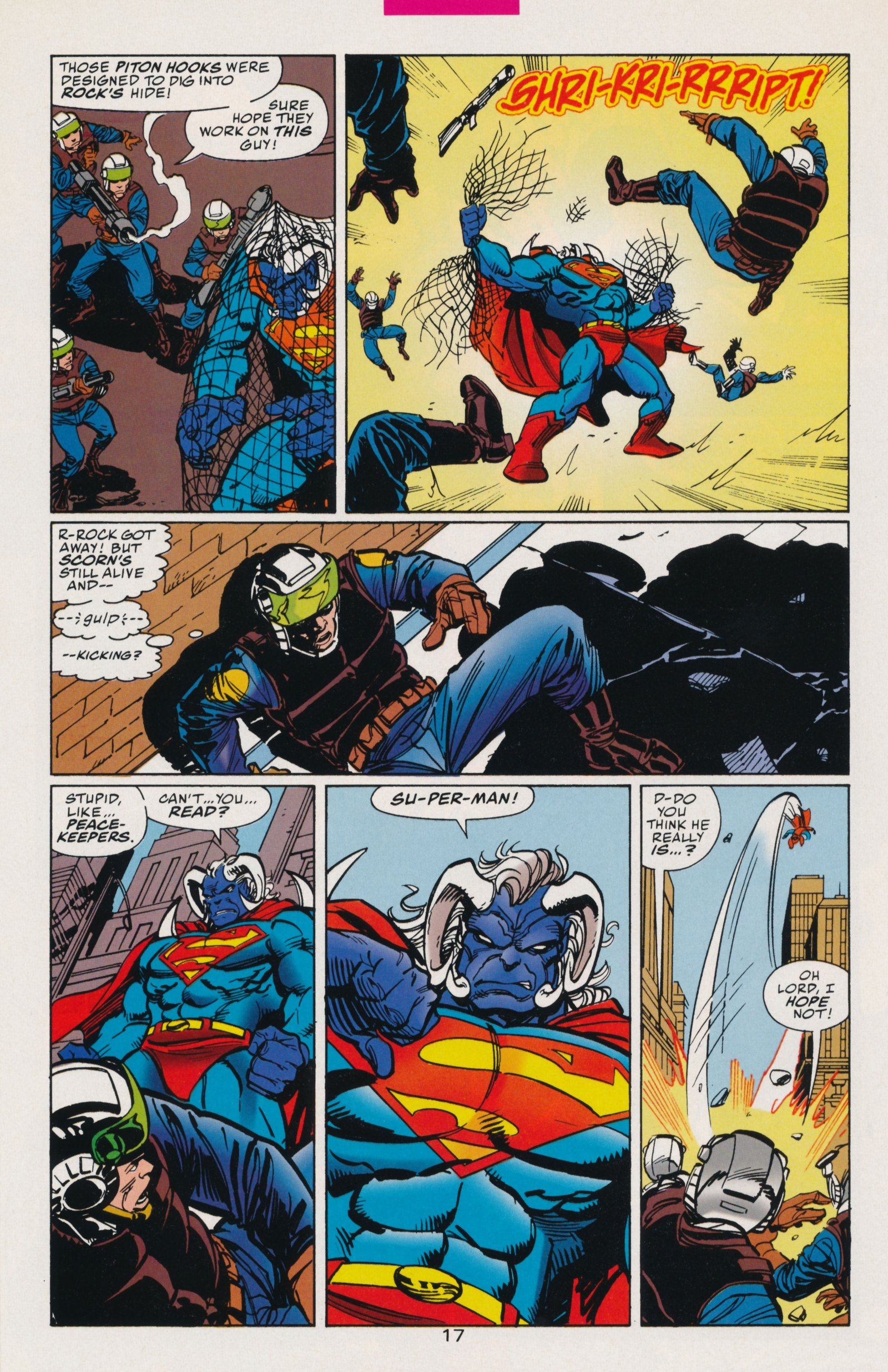 Read online Action Comics (1938) comic -  Issue #734 - 23