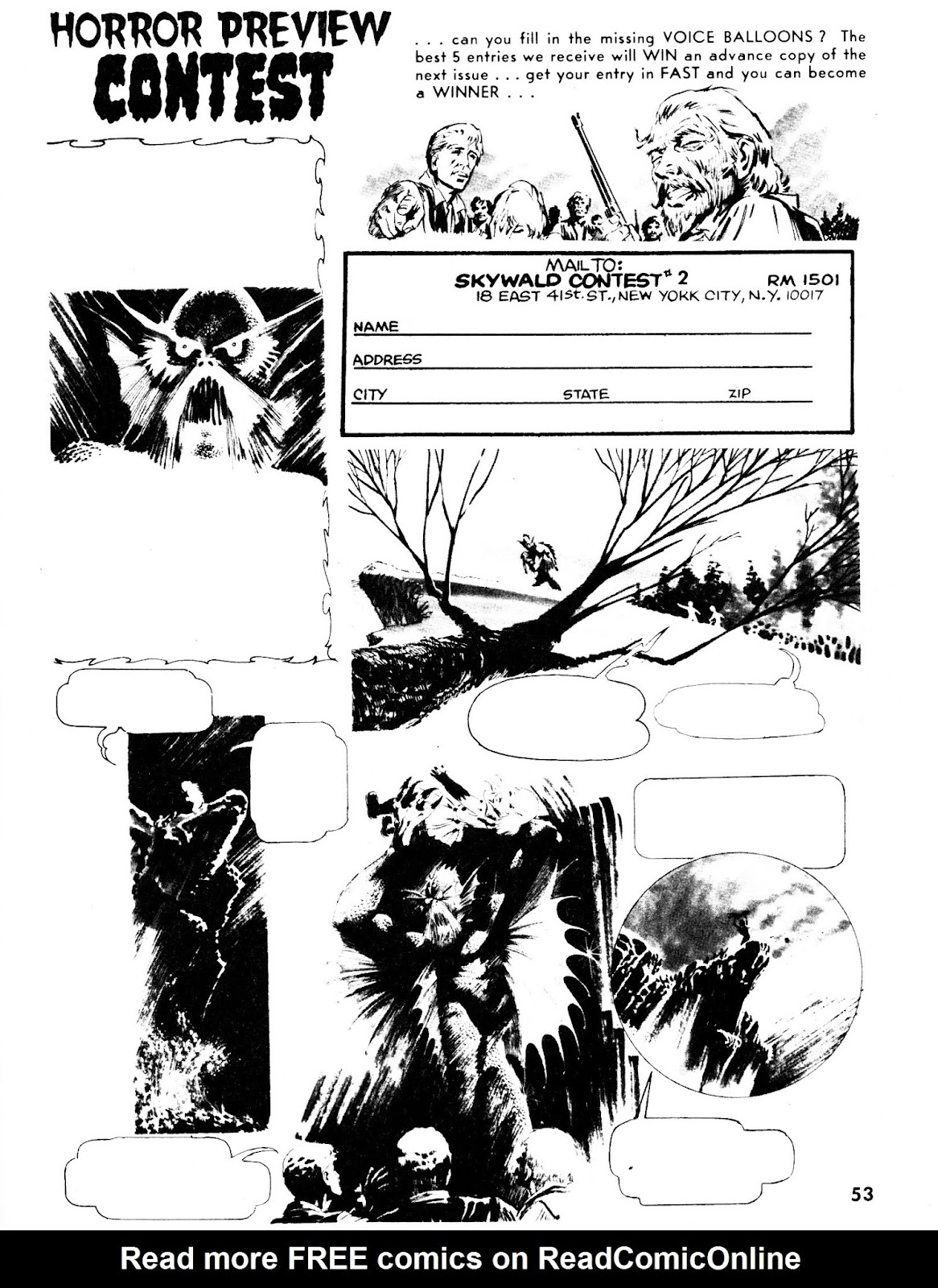 Scream (1973) issue 3 - Page 53