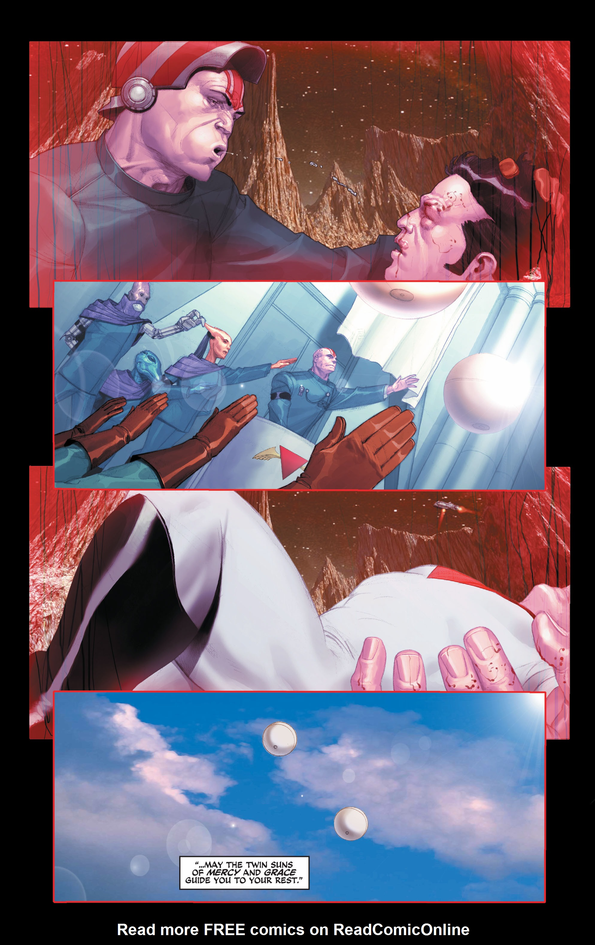 Read online Space Ghost (2016) comic -  Issue # Full - 31