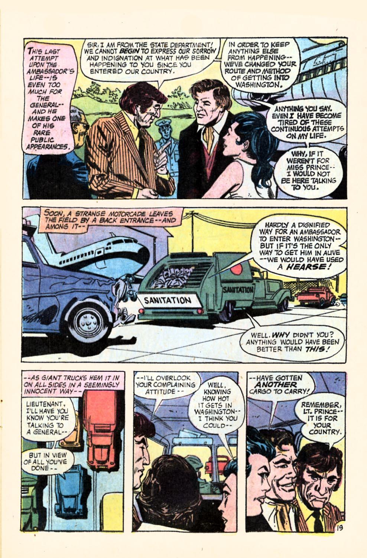 Read online Wonder Woman (1942) comic -  Issue #196 - 23
