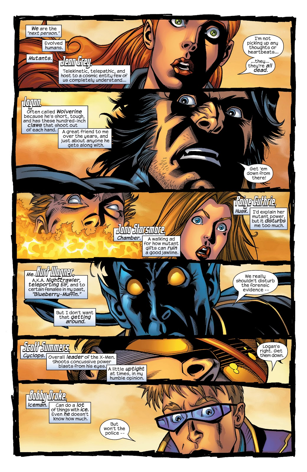 Uncanny X-Men (1963) issue 423 - Page 5