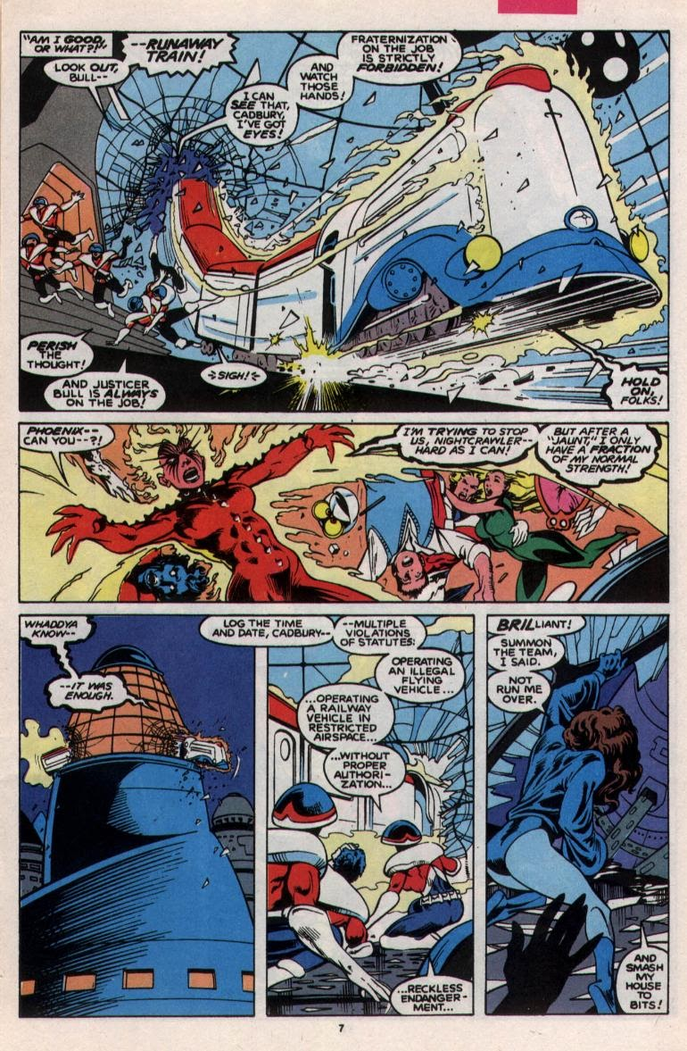 Excalibur (1988) issue 23 - Page 6