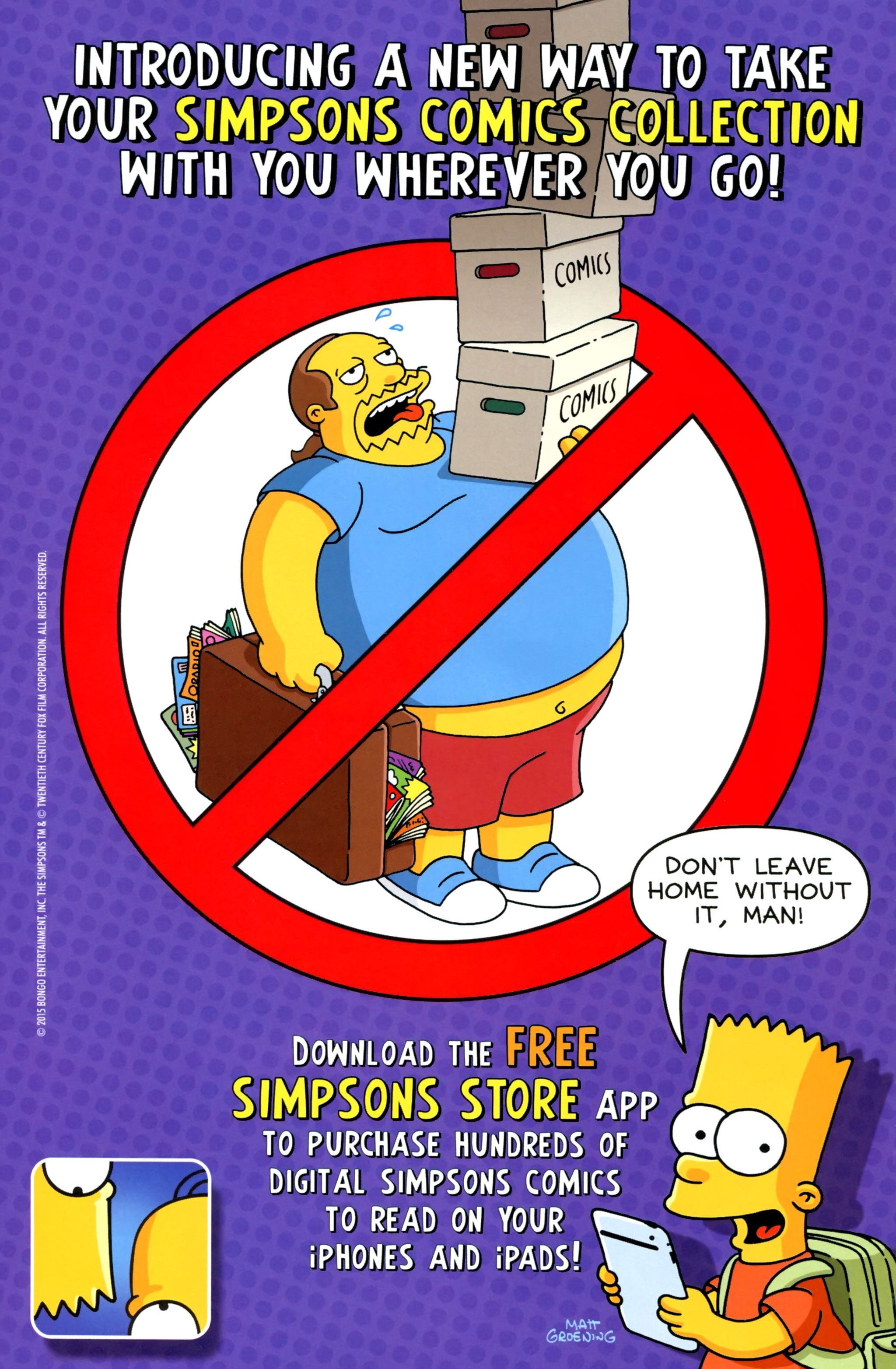 Read online Simpsons Illustrated (2012) comic -  Issue #20 - 47