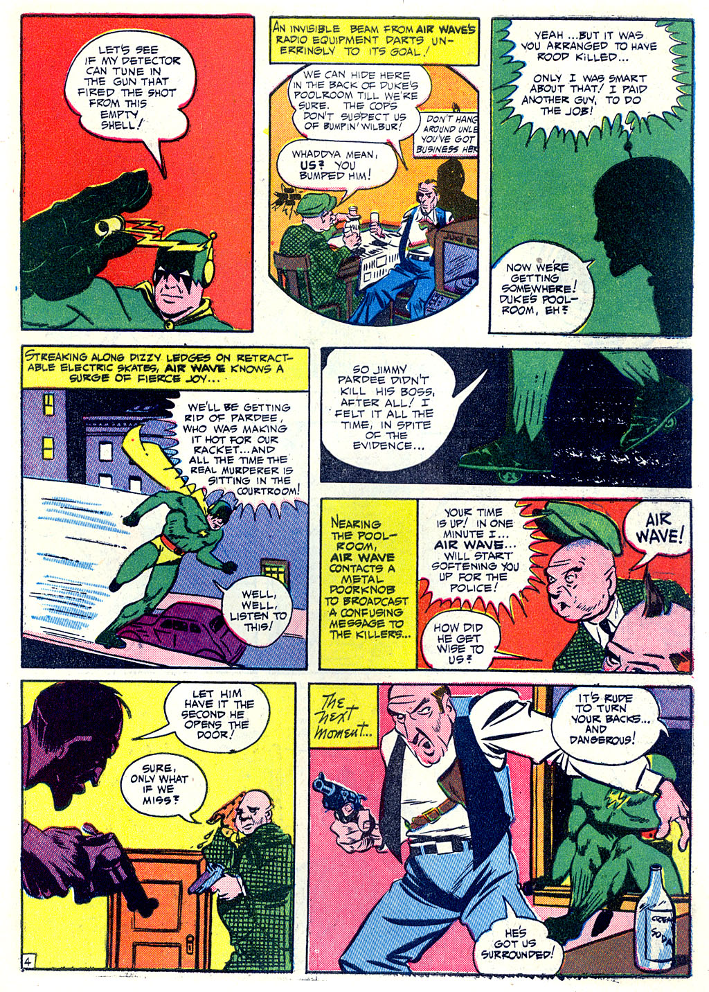Read online Detective Comics (1937) comic -  Issue #68 - 53